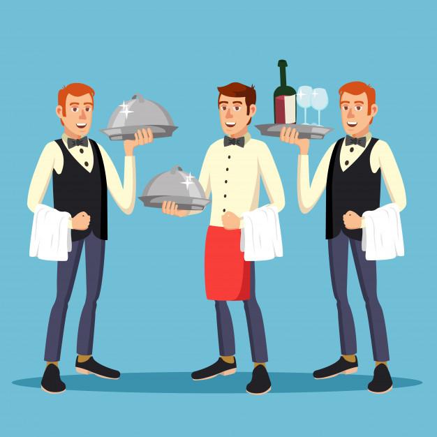 Garson veya Servis Elemaninda Gereken Ozellikler
